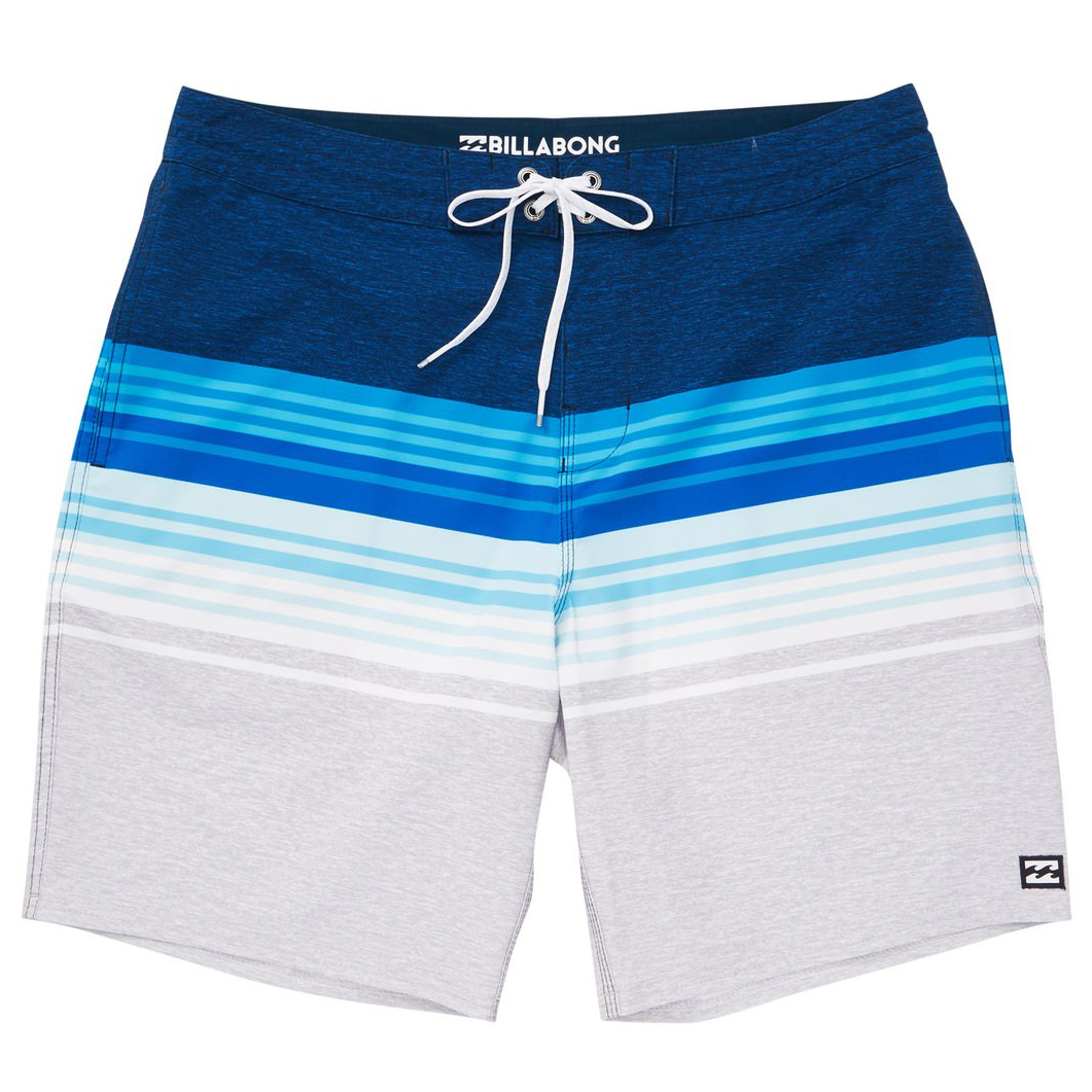 Billabong Guys' Spinner Lt Boardshorts - Blue, 34