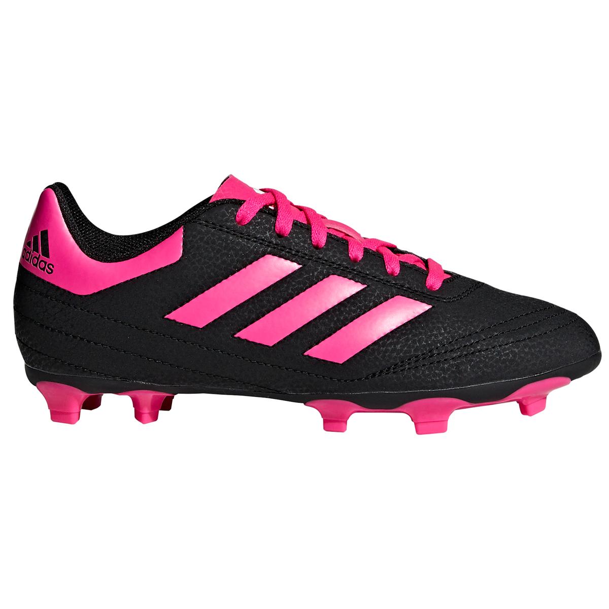 Adidas Kids' Goletto Vi Fg Soccer Cleats - Black, 13