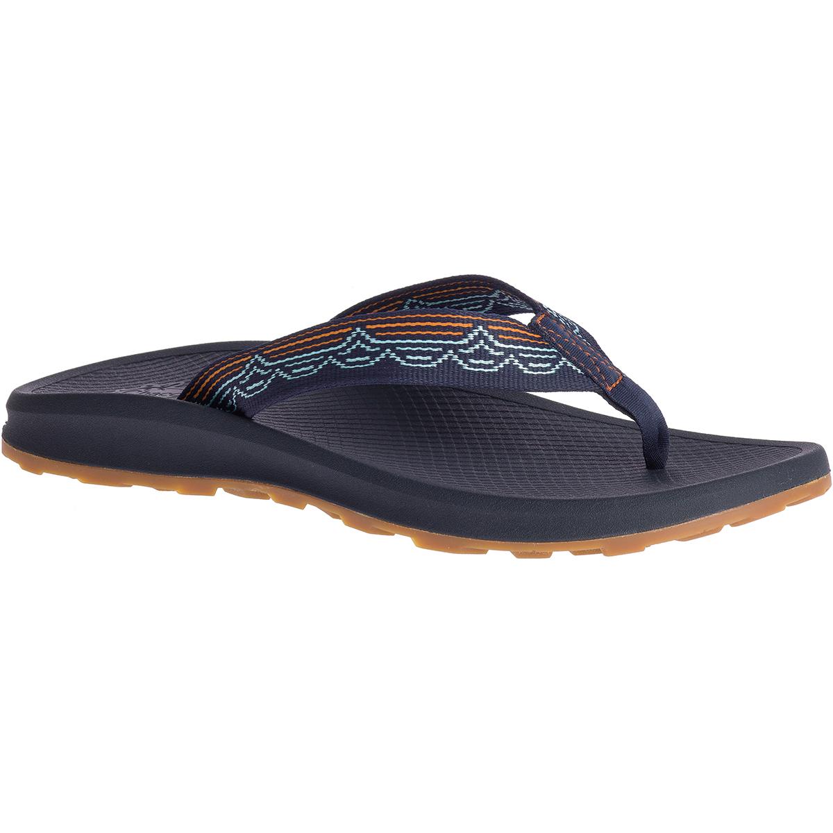 Chaco Men's Playa Pro Web Flip Flops - Blue, 12