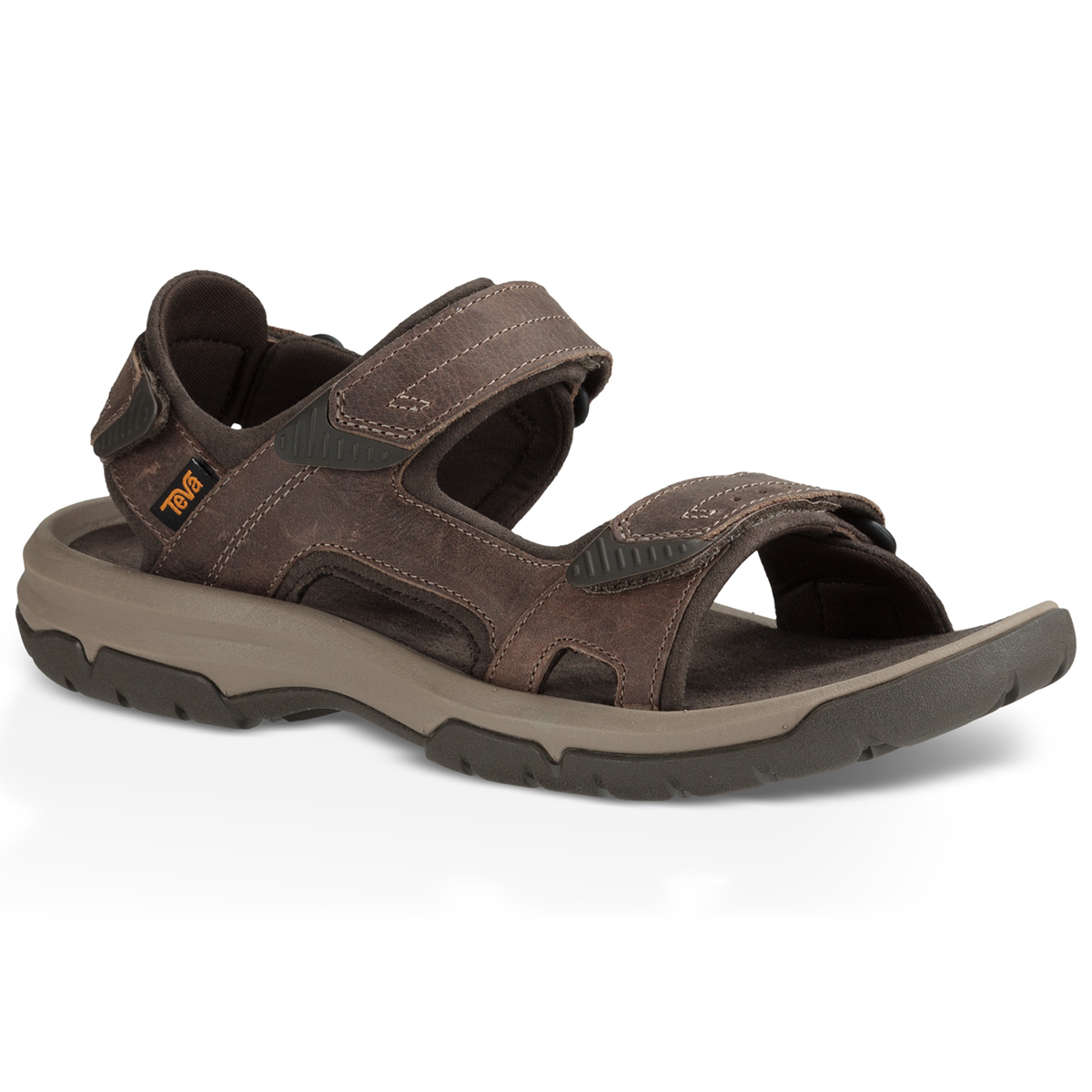 Teva Men's Langdon Sandals - Brown, 10