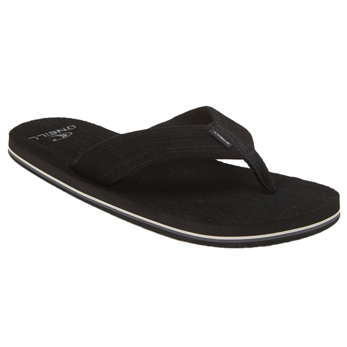 O'neill Men's Phluff Daddy Sandals - Black, 11
