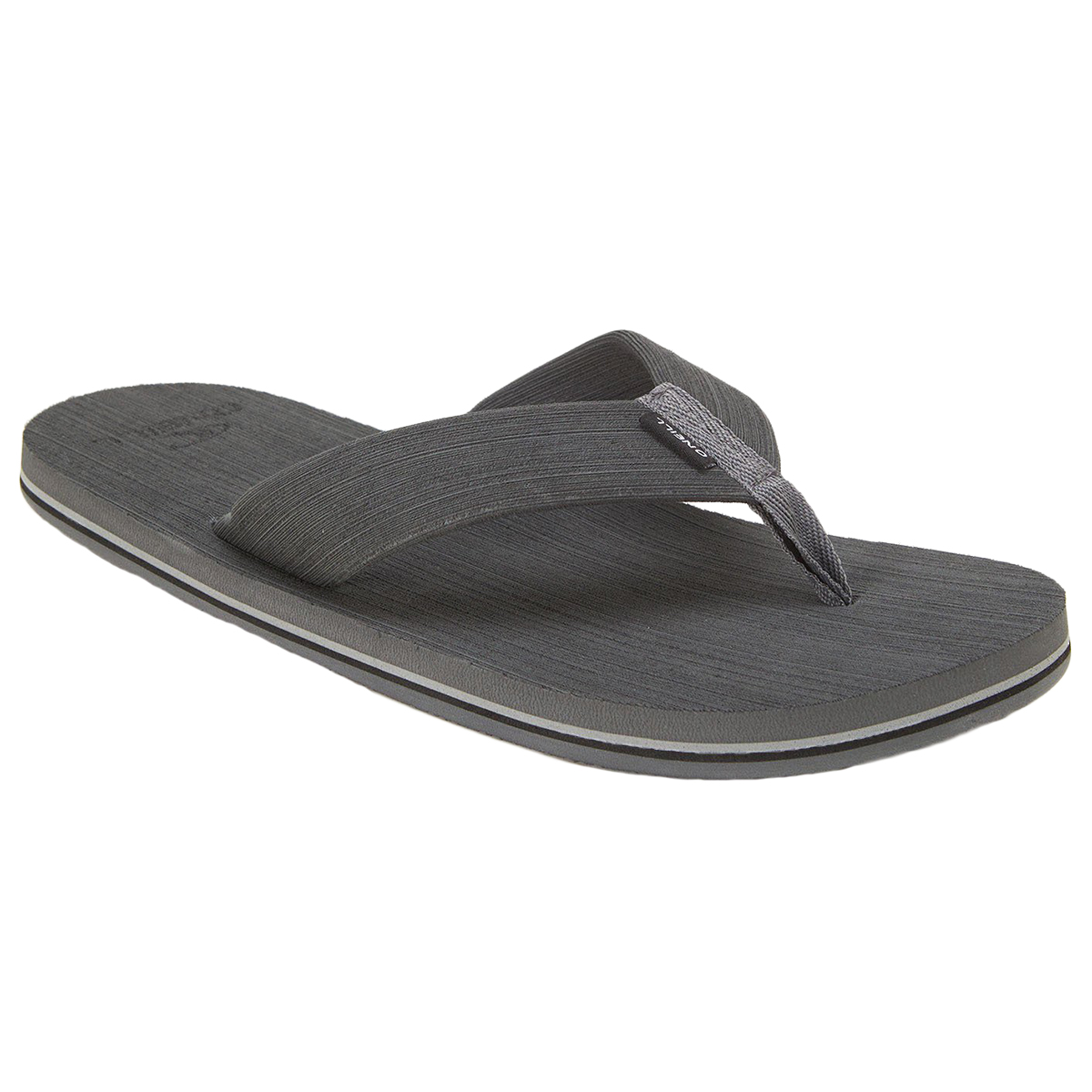 O'neill Men's Phluff Daddy Sandals - Black, 12