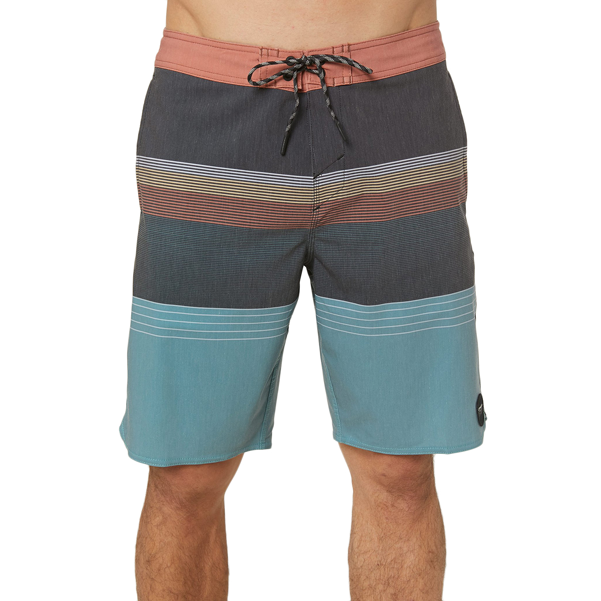 O'neill Men's Cruzer Boardshorts - Black, 34
