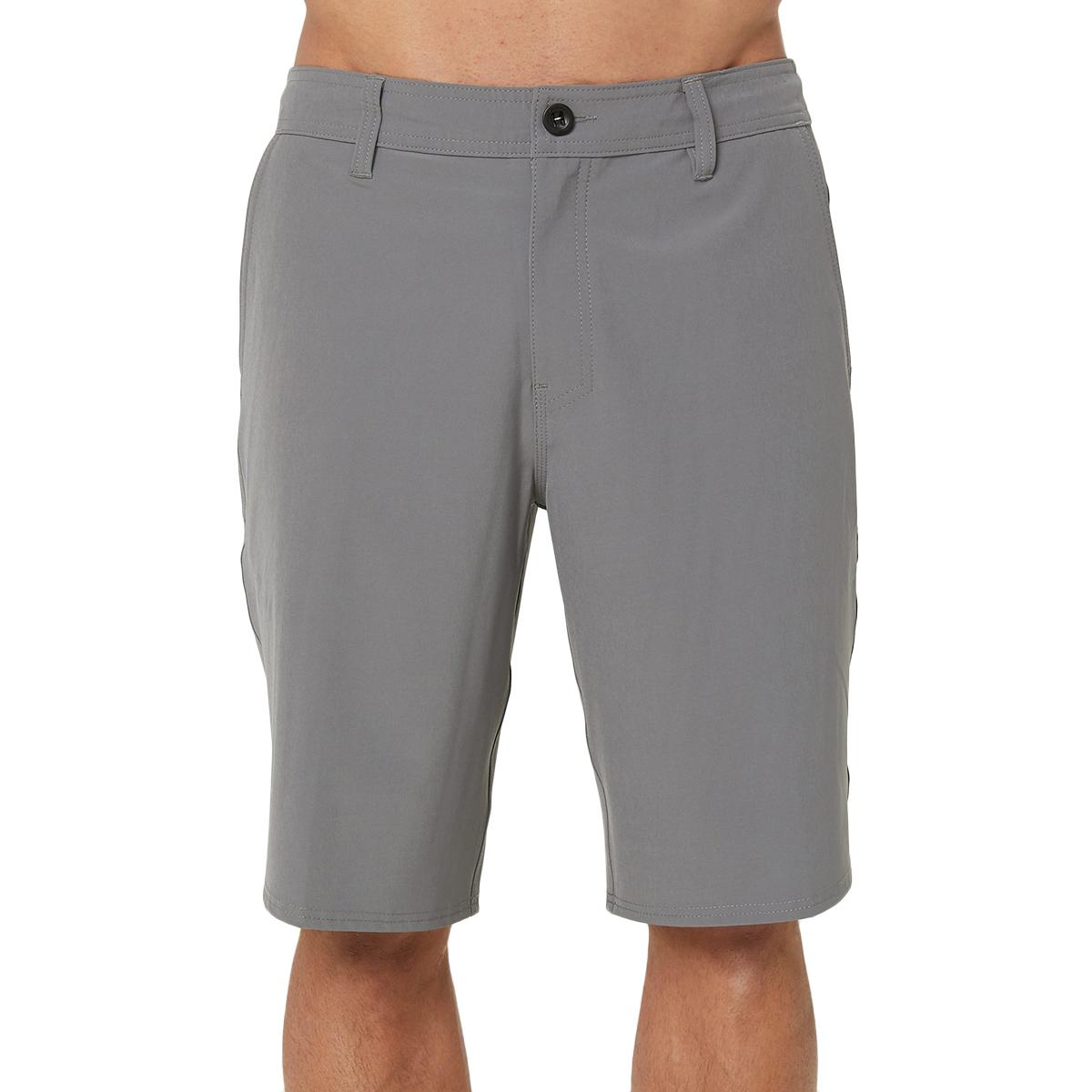 O'neill Men's Loaded Reserve Hybrid Shorts - Black, 36
