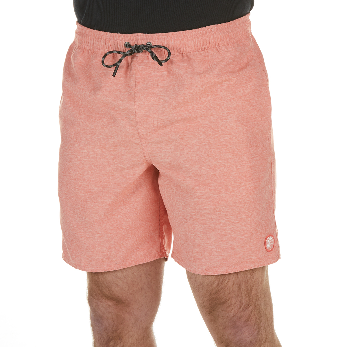 O'neill Young Men's Seabreeze Volley Boardshorts - Red, L