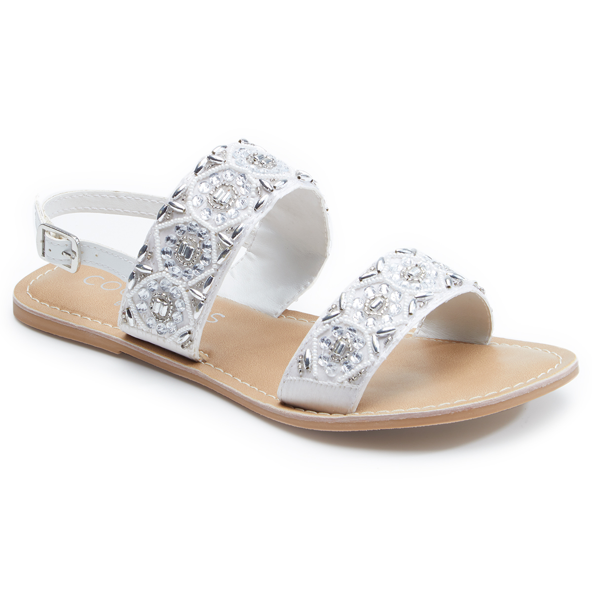 Matisse Footwear Women's Coconuts Chica Sandals - White, 7