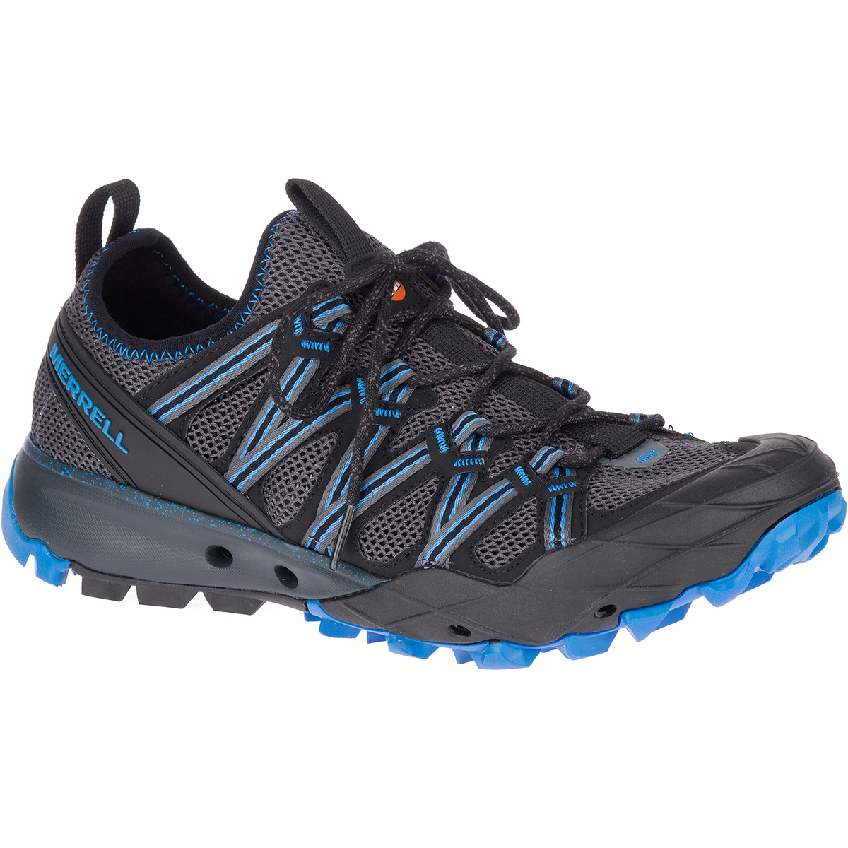 Merrell Men's Choprock Hiking Shoe - Black, 11