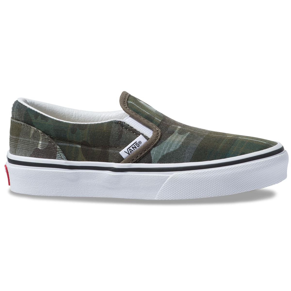 353ec6c8 Details about Vans Boys' Classic Slip-On Shoes