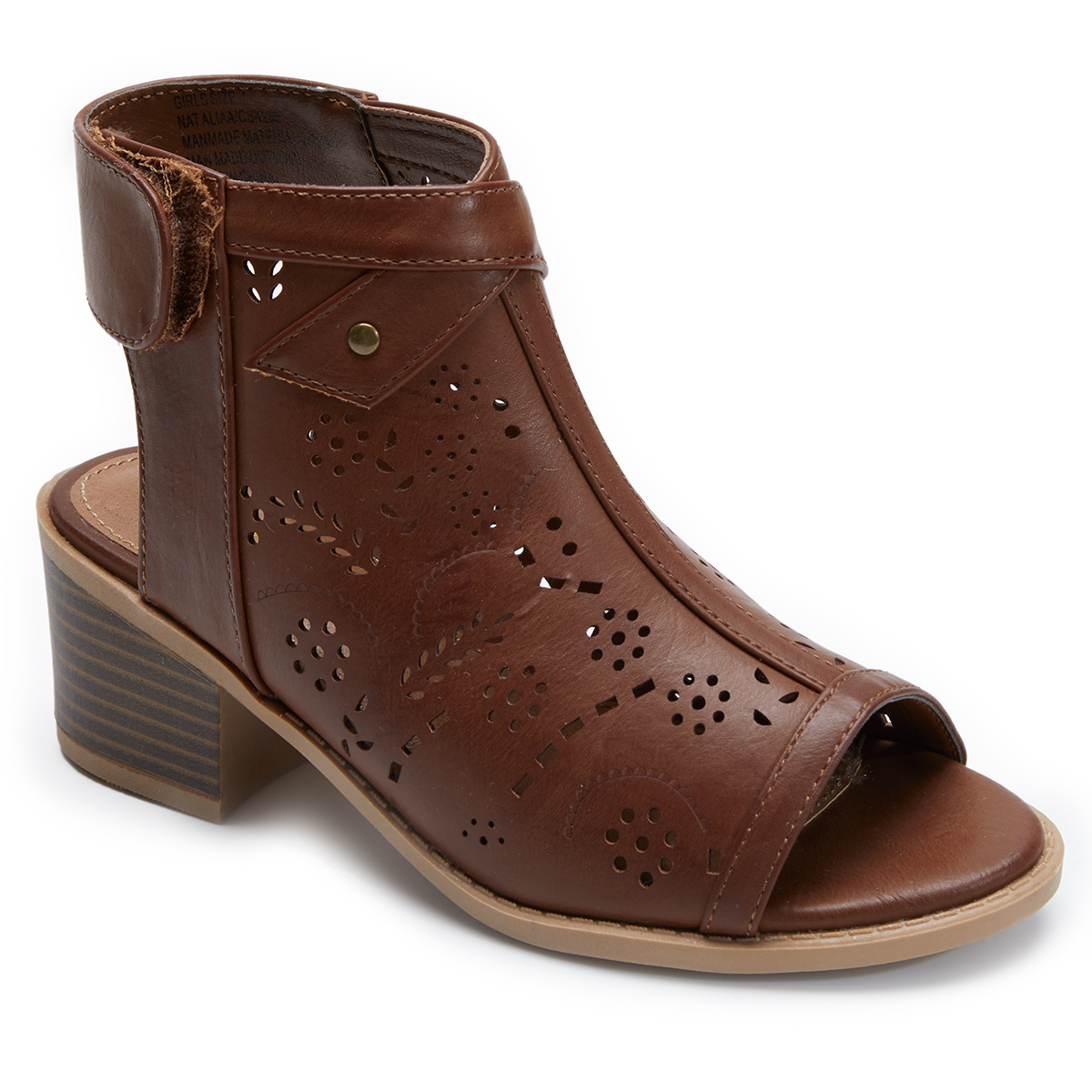 MIA Girls' Natalia Boots - Brown, 1
