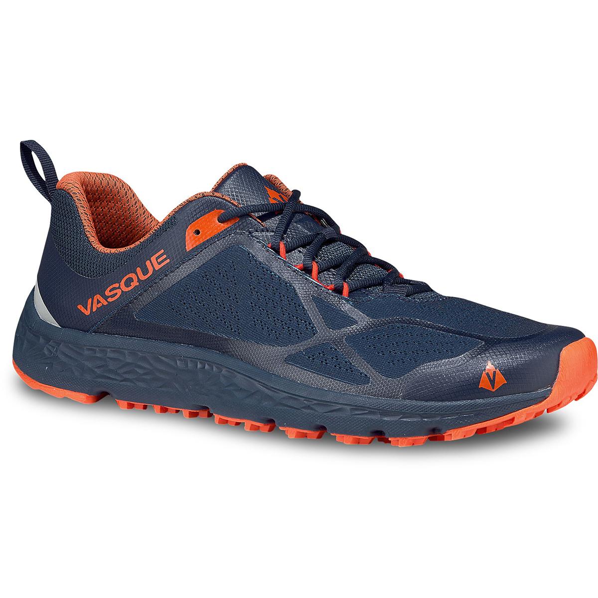 Vasque Men's Velocity All Terrain Trail Running Shoe - Blue, 10