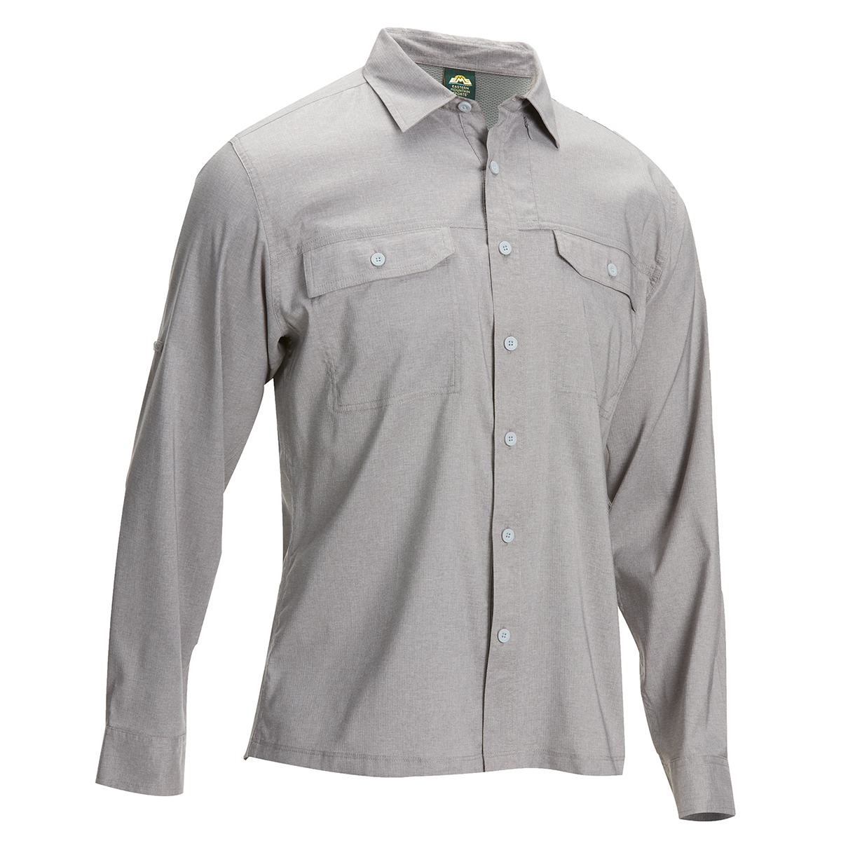 Ems Men's Ventilator Long-Sleeve Shirt - Black, M