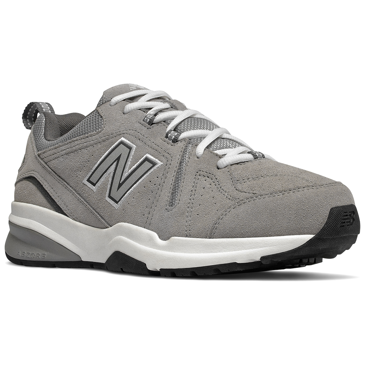 New Balance Women's 608 V5 Sneaker - Black, 10.5