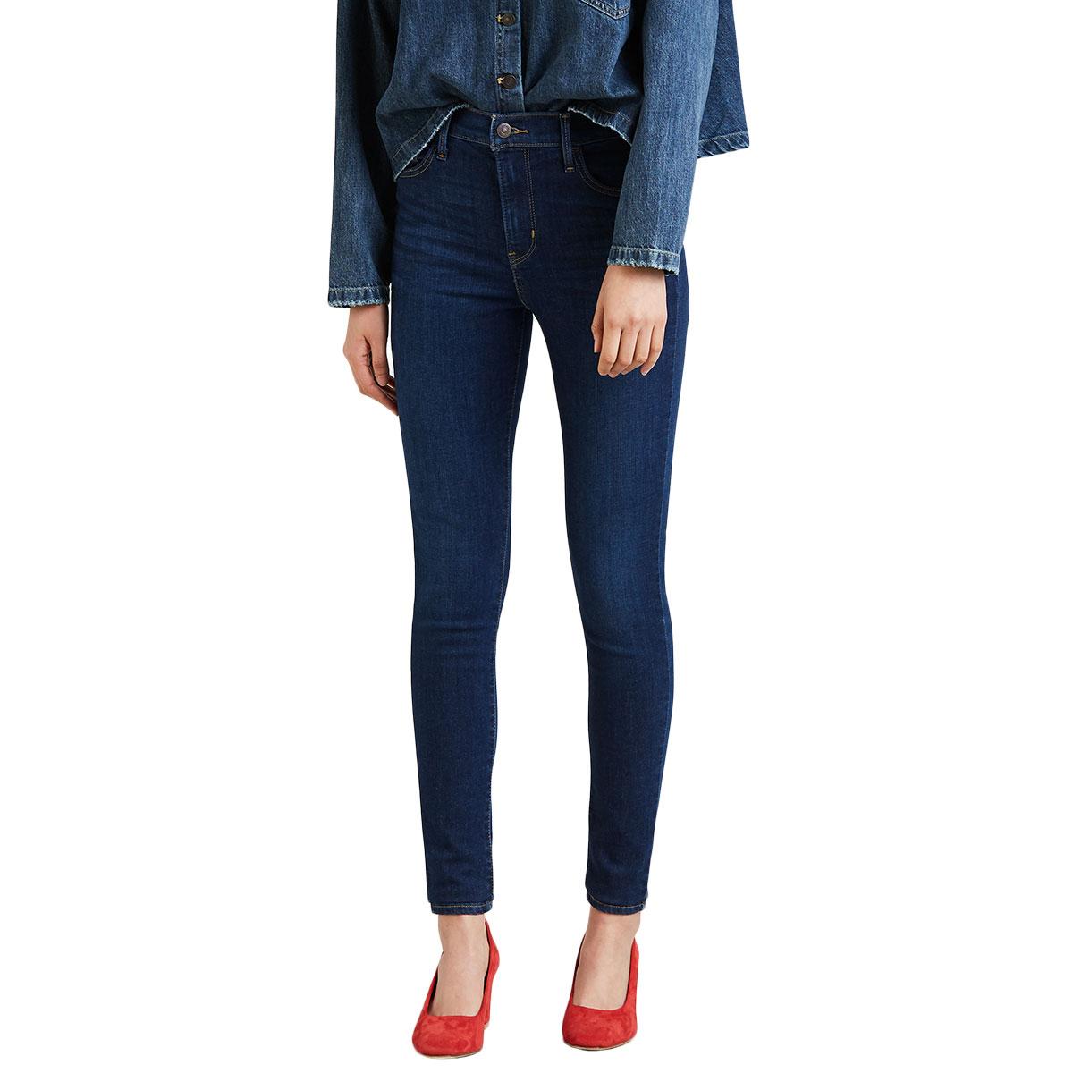 Levi's Women's 720 High Rise Super Skinny Jeans - Blue, 25