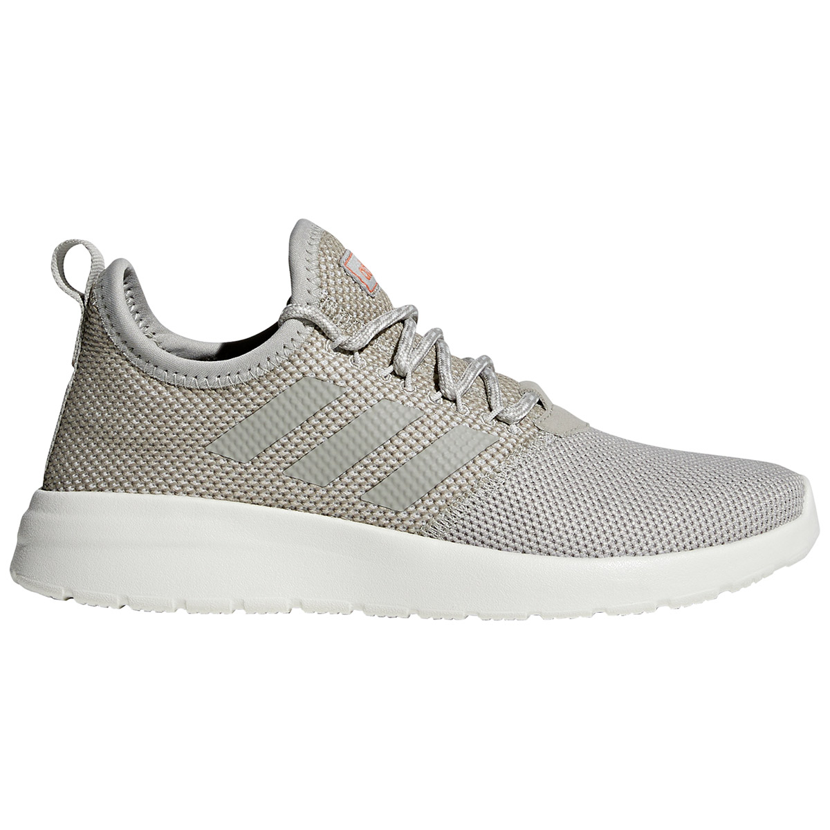 Adidas Women's Lite Racer Rbn Sneakers - White, 9