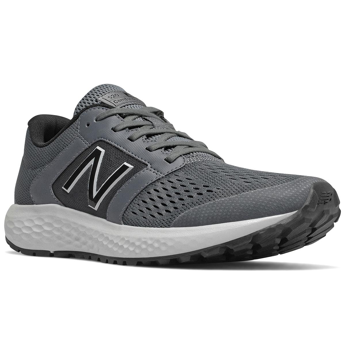 New Balance Men's 520 V5 Running Shoe - Black, 9