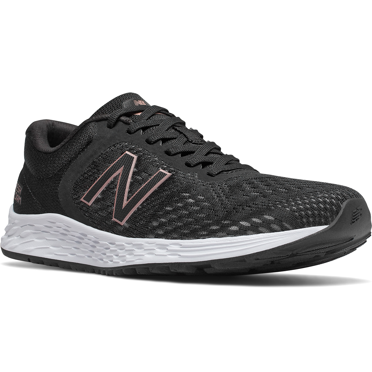 New Balance Women's Arishi V2 Running Shoe - Black, 6