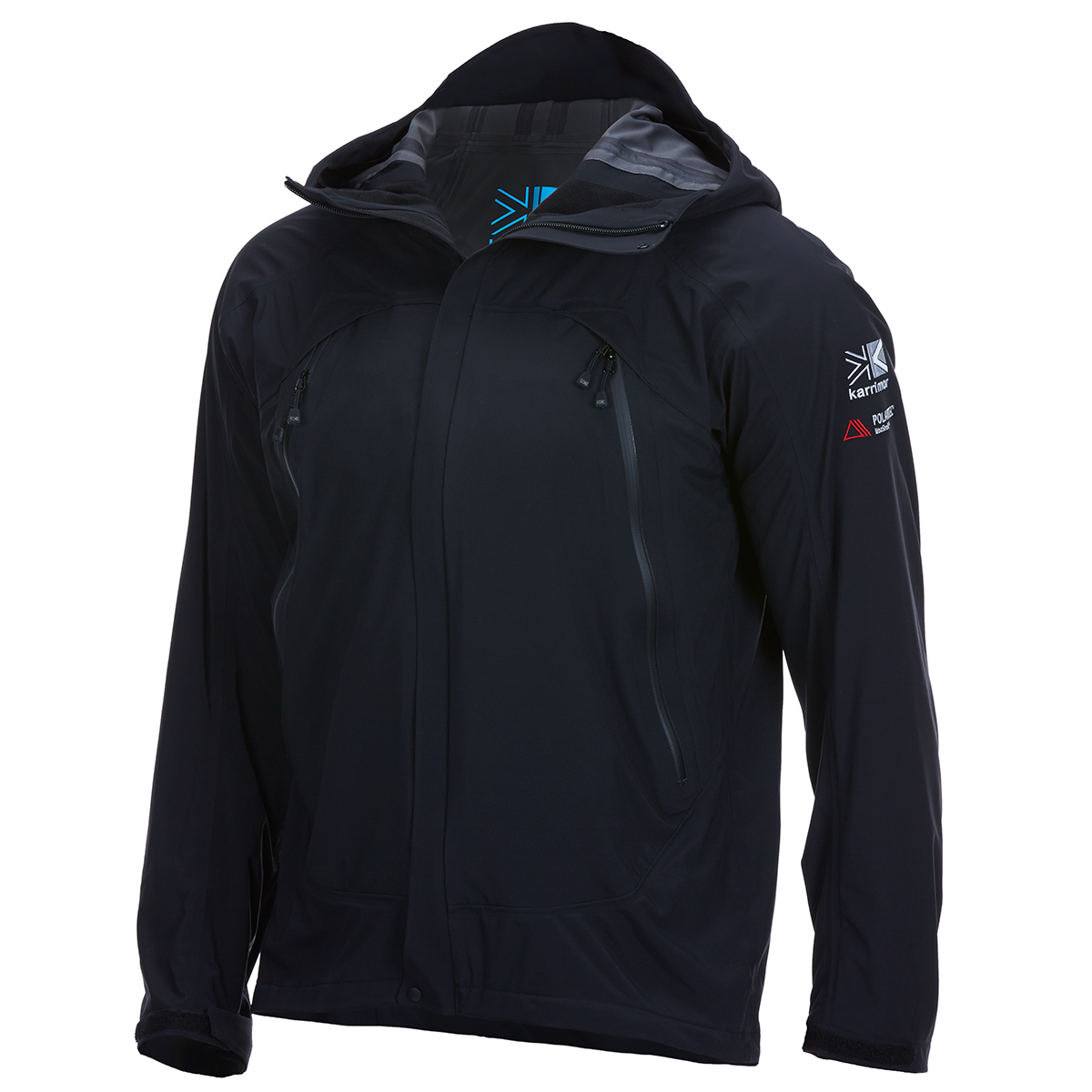 Karrimor Men's Boma Neoshell Shell Jacket - Black, XXL