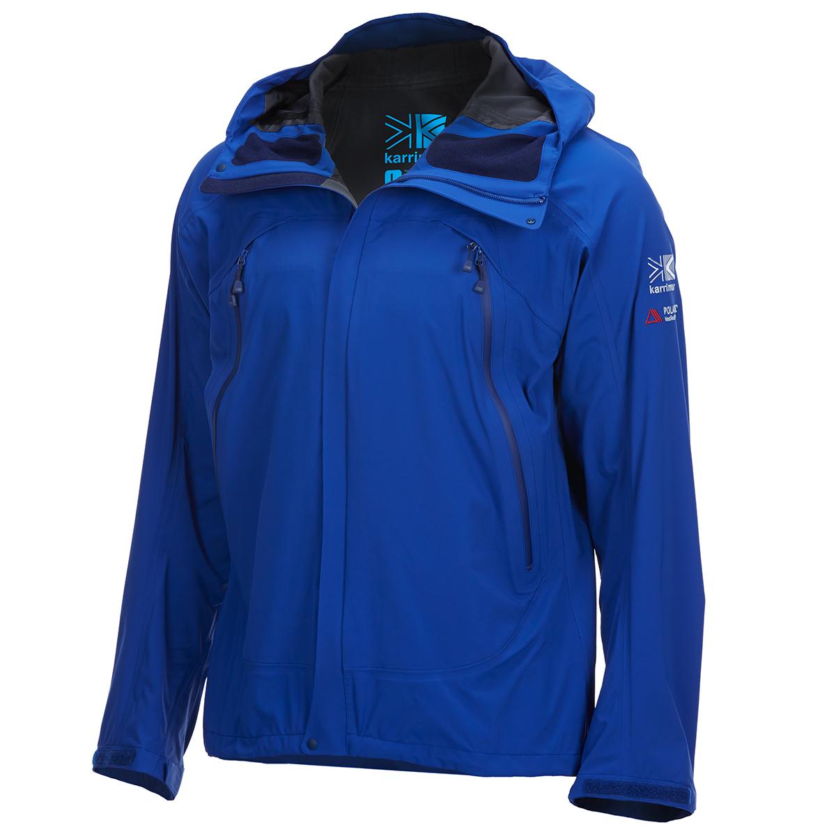 Karrimor Men's Boma Neoshell Shell Jacket - Blue, L