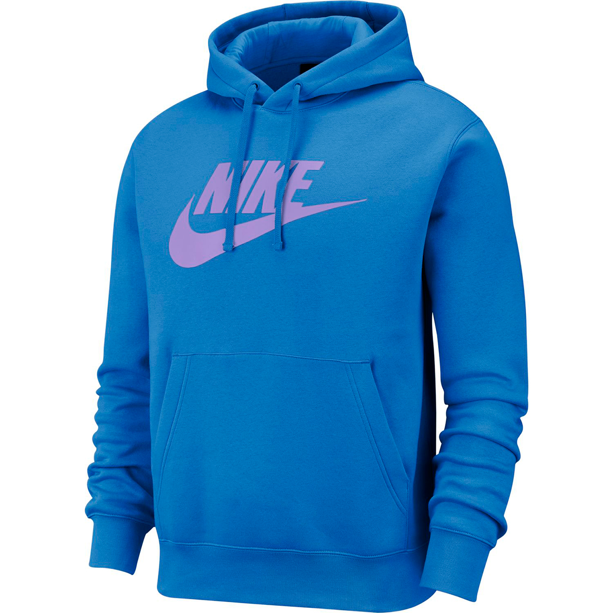 Nike Men's Club Gx Hoodie - Blue, L