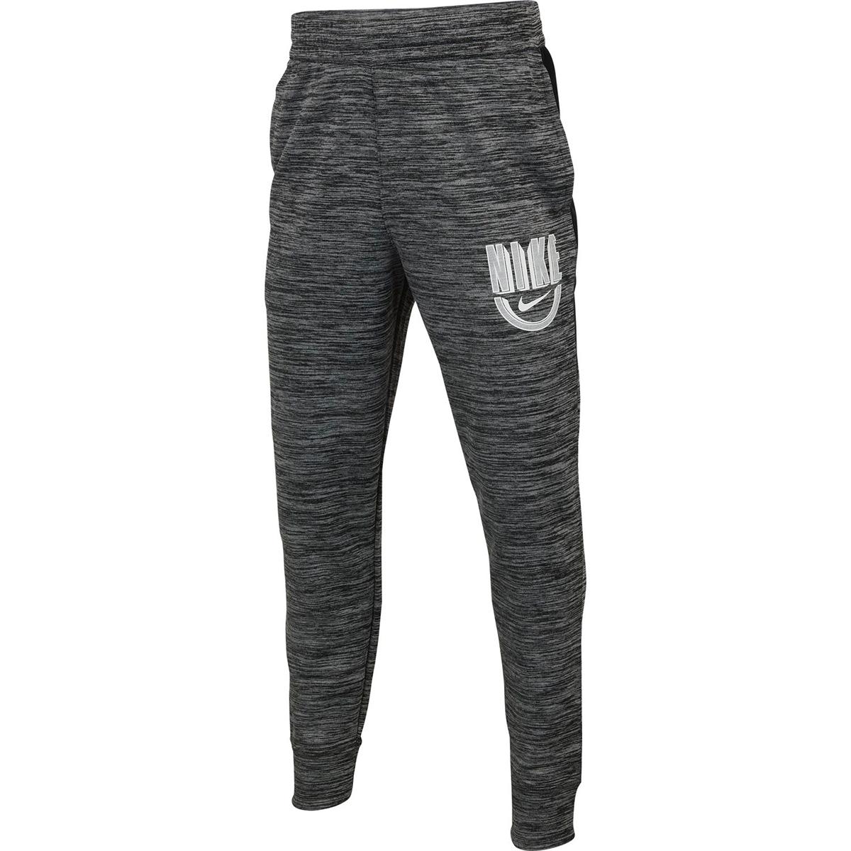 Nike Boys' Spotlight Basketball Pants - Black, S