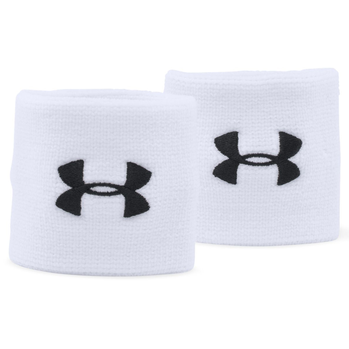 Under Armour Men's Performance Wristbands, 4-Pack