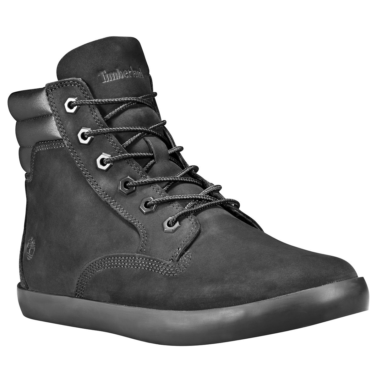 Timberland Women's Dausette Sneaker Boot - Black, 8