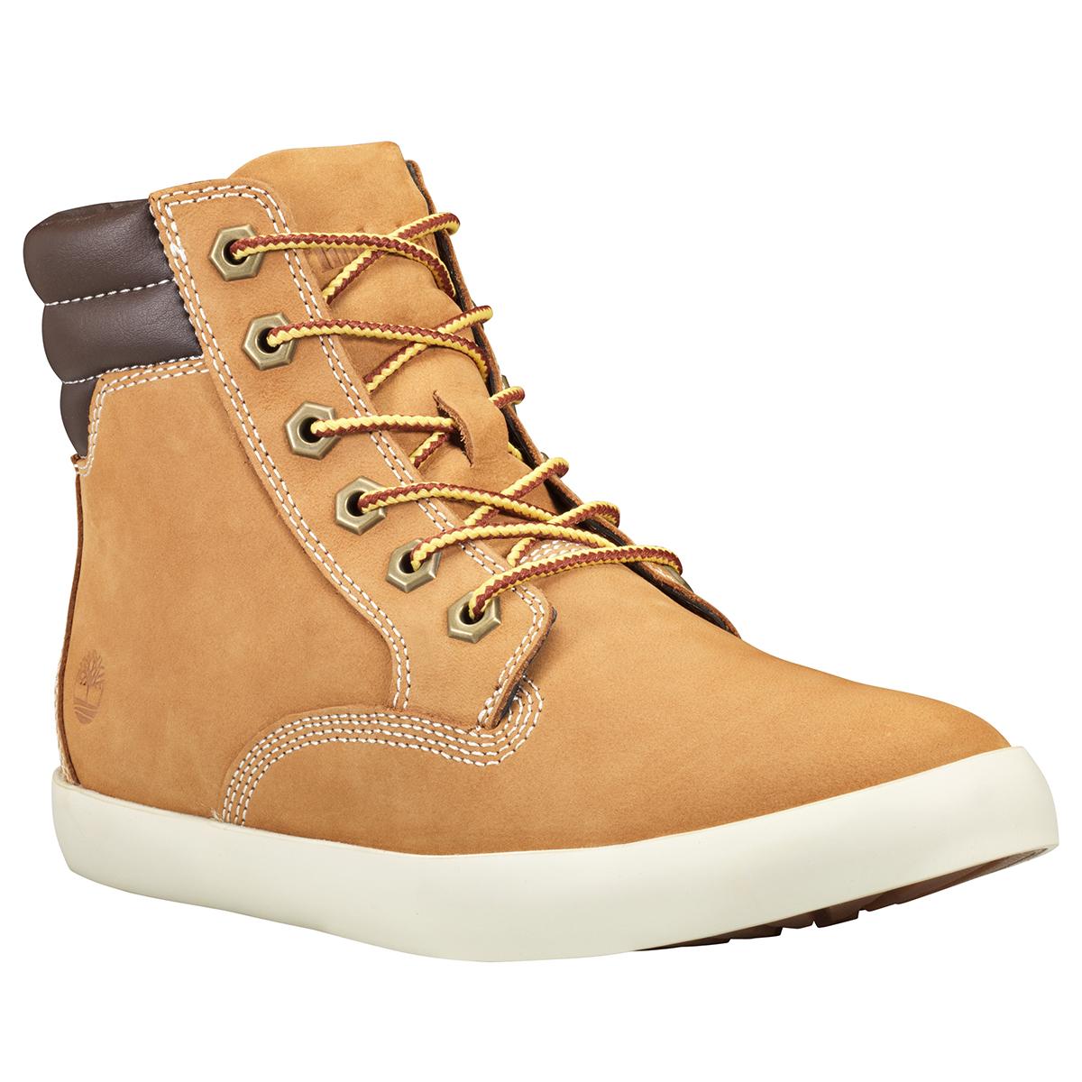 Timberland Women's Dausette Sneaker Boot - Brown, 8