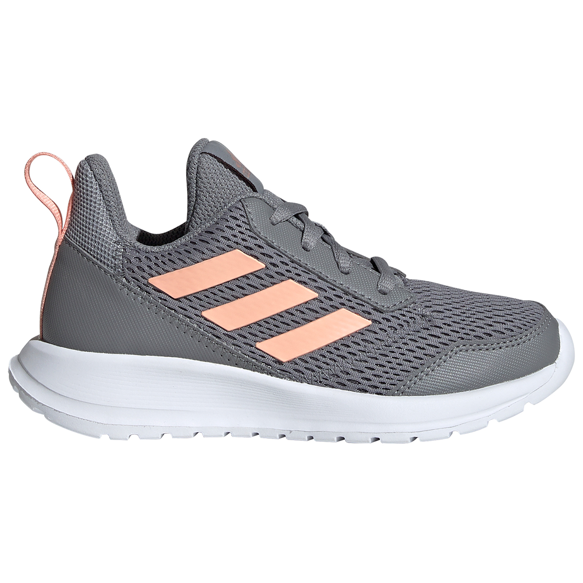 Adidas Girls' Altarun Sneakers - Black, 13