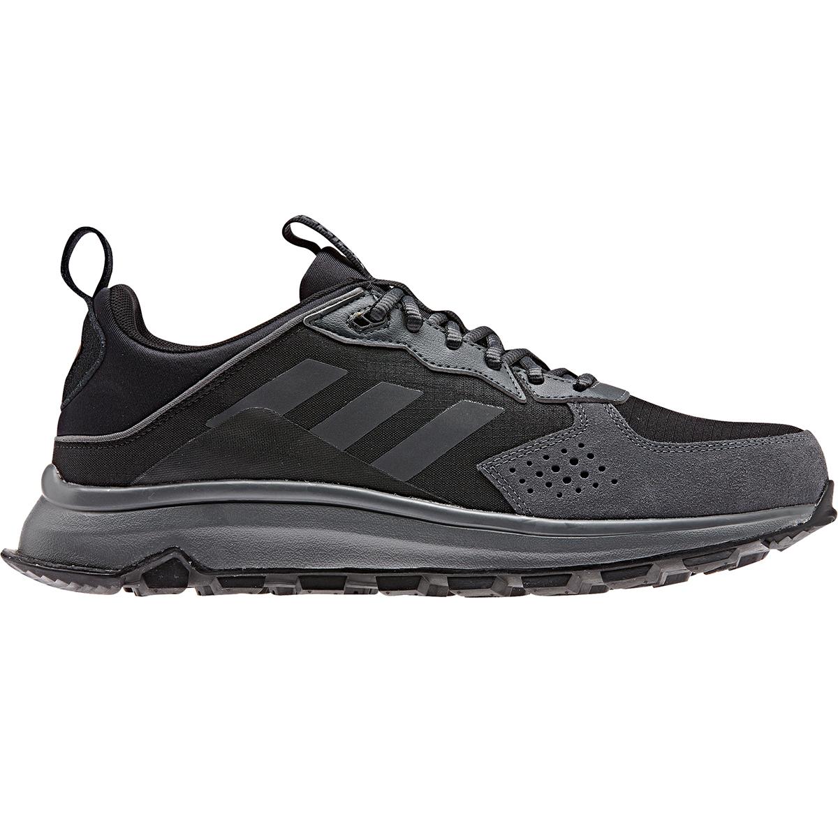 Adidas Men's Response Trail Running Shoe, Wide - White, 13