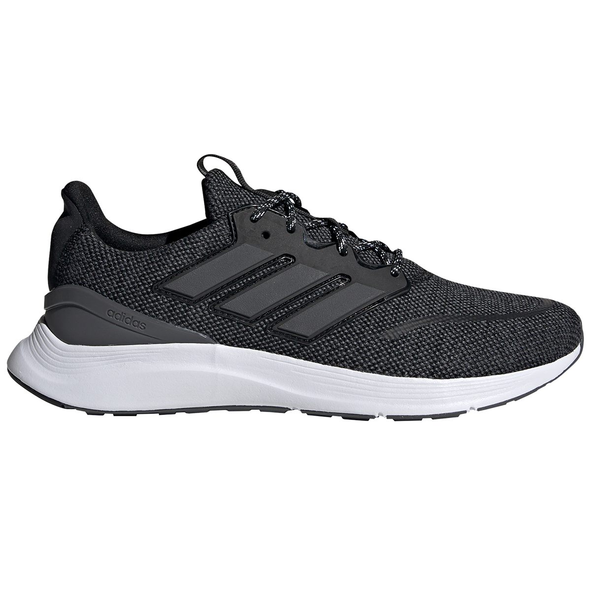 Adidas Men's Energy Falcon Running Shoes - Black, 9.5