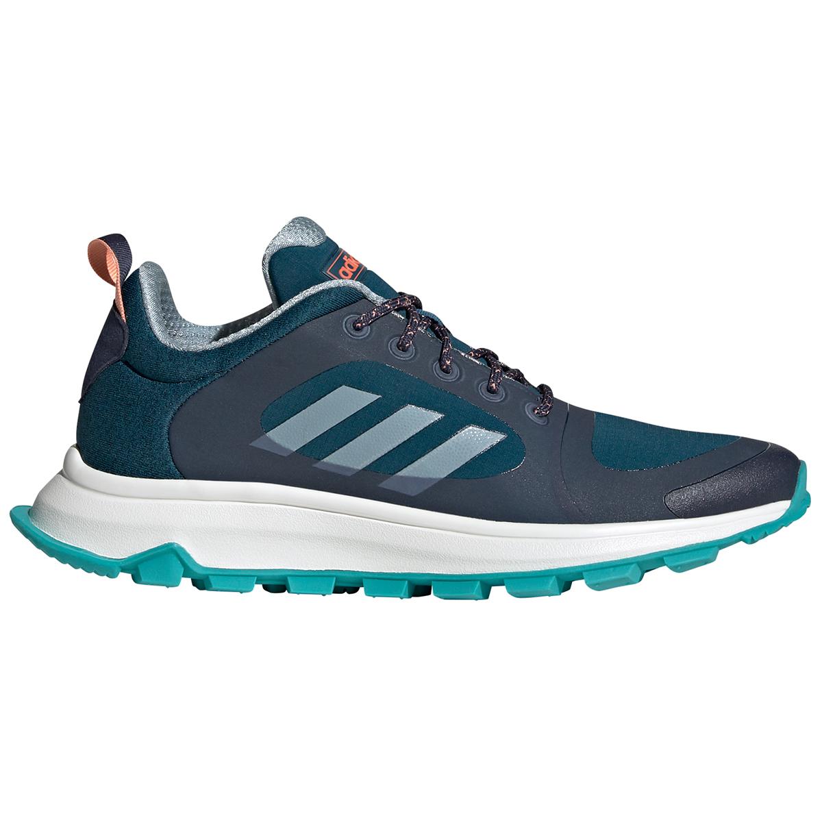 Adidas Women's Response Trail X Running Shoes - Black, 11
