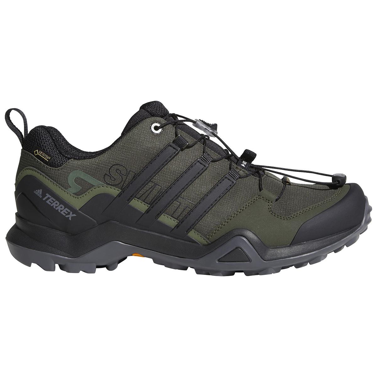 Adidas Men's Terrex Swift R2 Gtx Shoes - Black, 10.5
