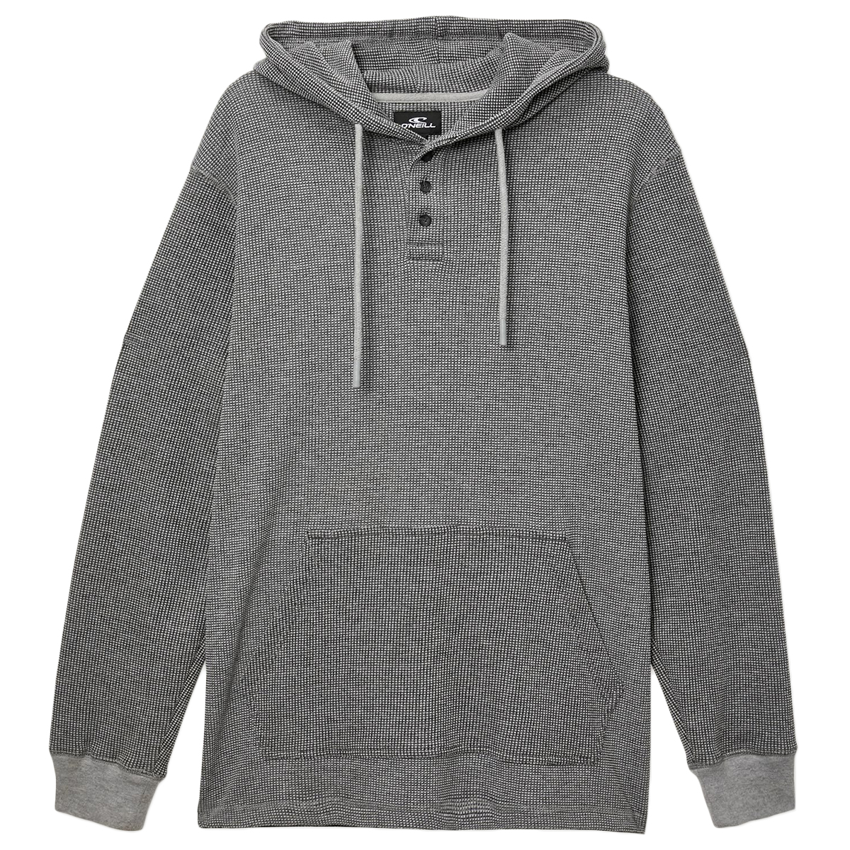 O'neill Men's Olympia Pullover Hoodie - Black, L