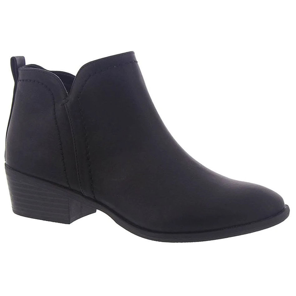 MIA Women's Jaymi Ankle Boots - Black, 7