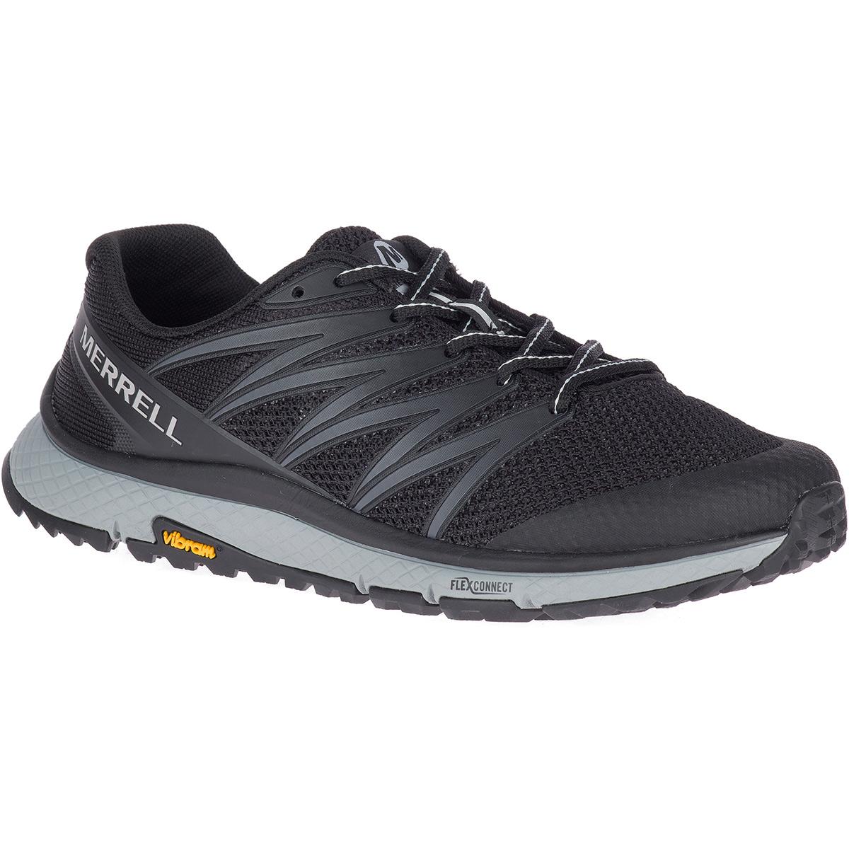 Merrell Women's Bare Access Xtr Trail Running Shoes - Black, 7.5