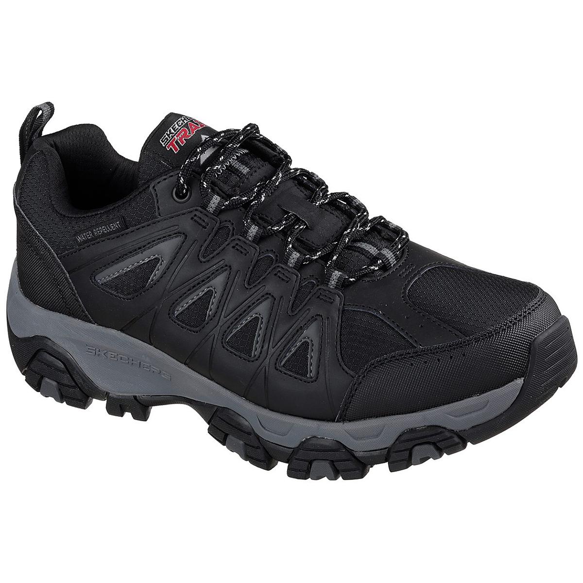 Skechers Men's Terrabite Trail Shoe - Black, 9