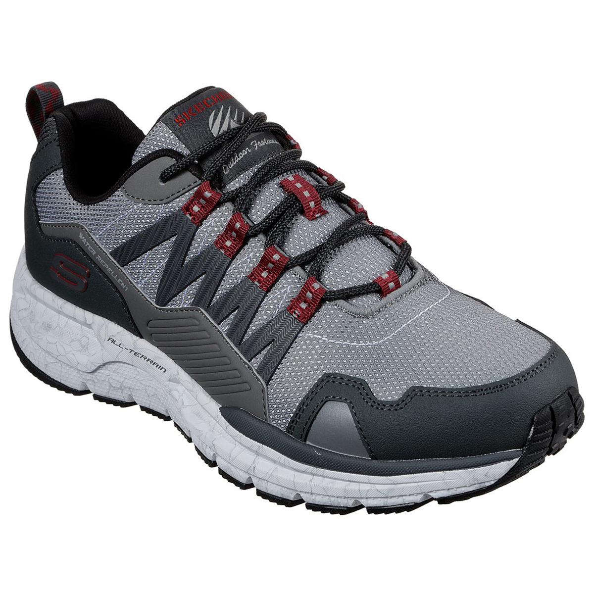 Skechers Men's Escape Plan 2.0 Ashwick Shoes, Wide - Black, 9