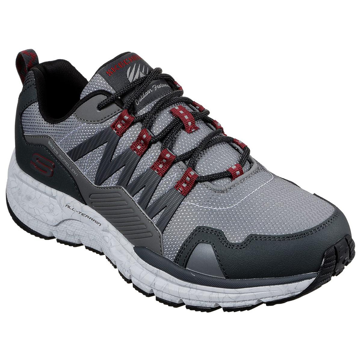 Skechers Men's Escape Plan 2.0 Ashwick Shoes - Black, 9