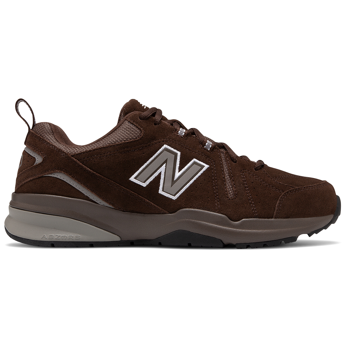 New Balance Men's 608V5 Training Shoes, Medium Width - Brown, 8