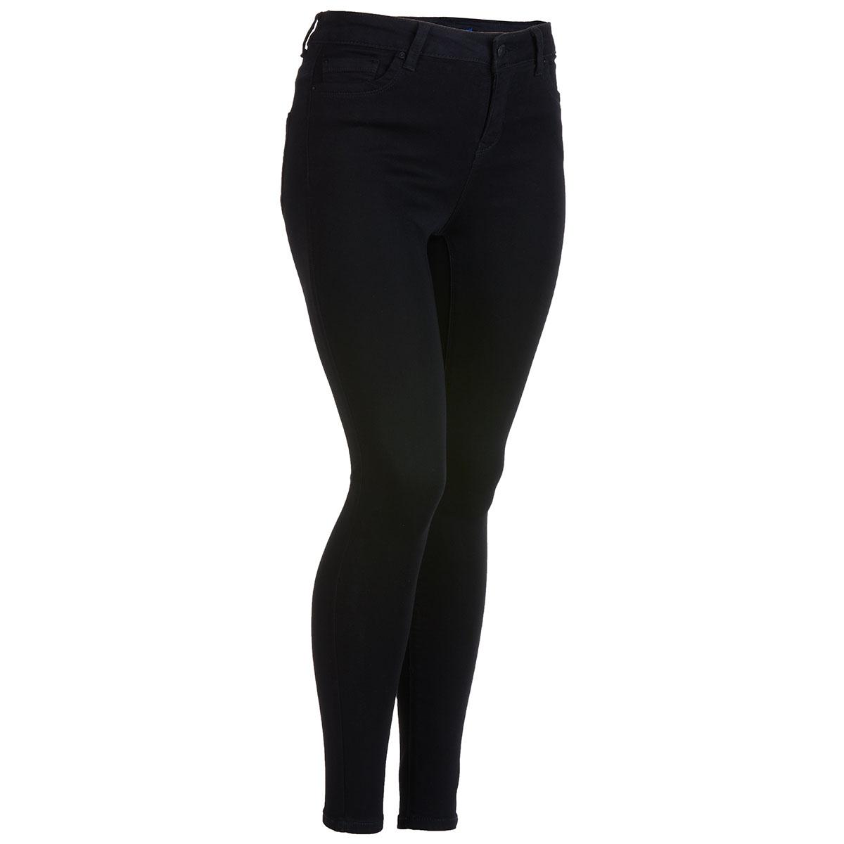 Blue Spice Juniors' Super High Rise Skinny Jeans