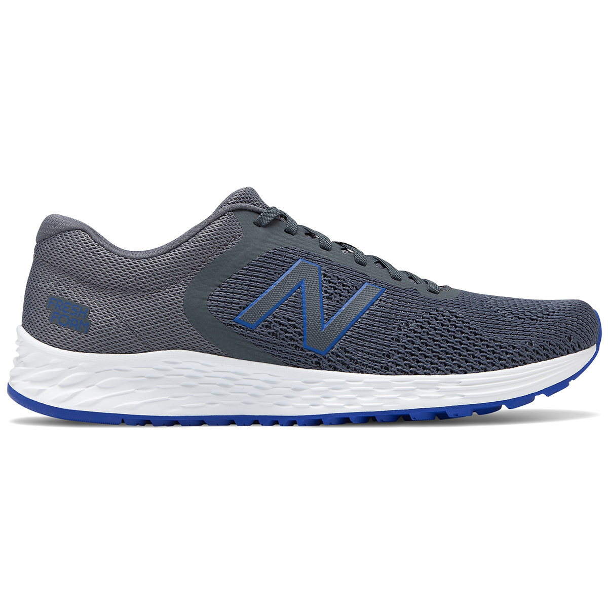 New Balance Men's Fresh Foam Arishi V2 Running Shoes - Black, 13
