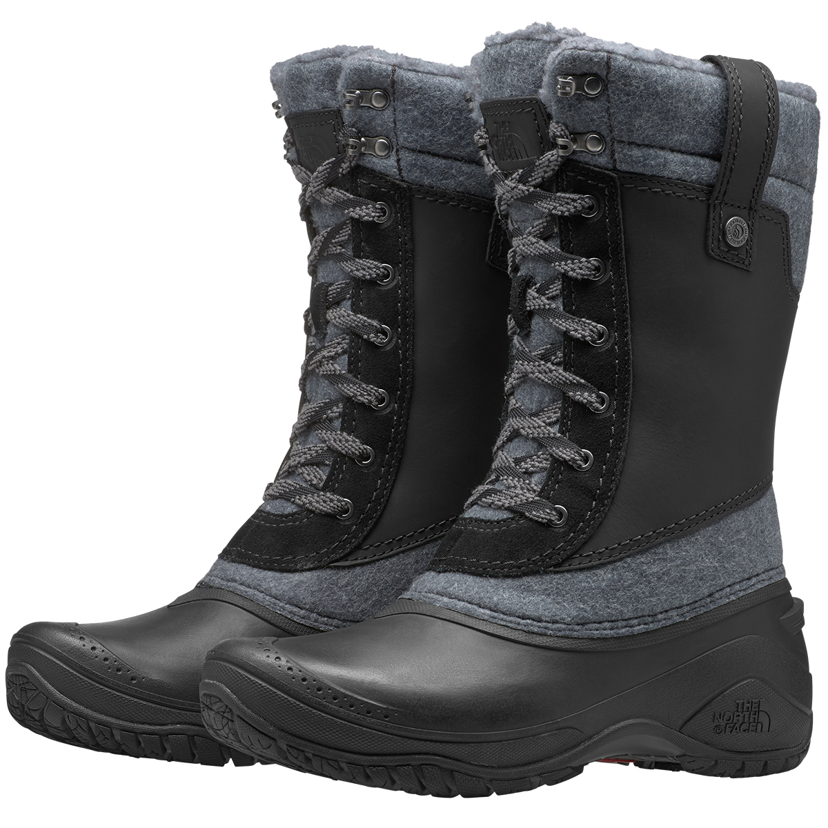 The North Face Women's Shellista 3 Mid Boots - Black, 6