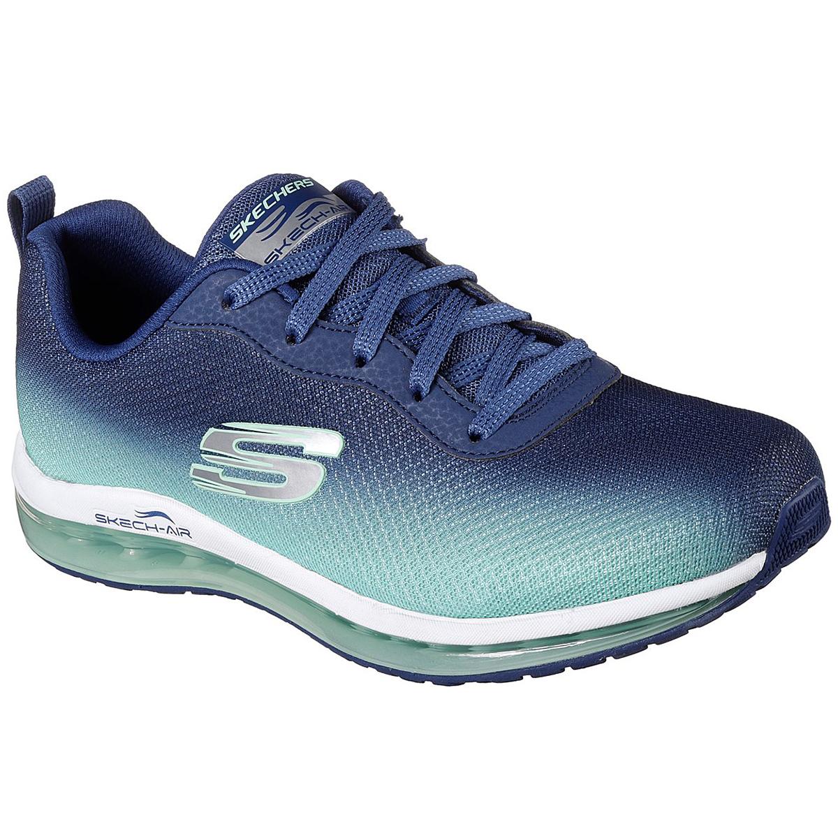 Skechers Women's Skech Air Element Sneakers - Blue, 11