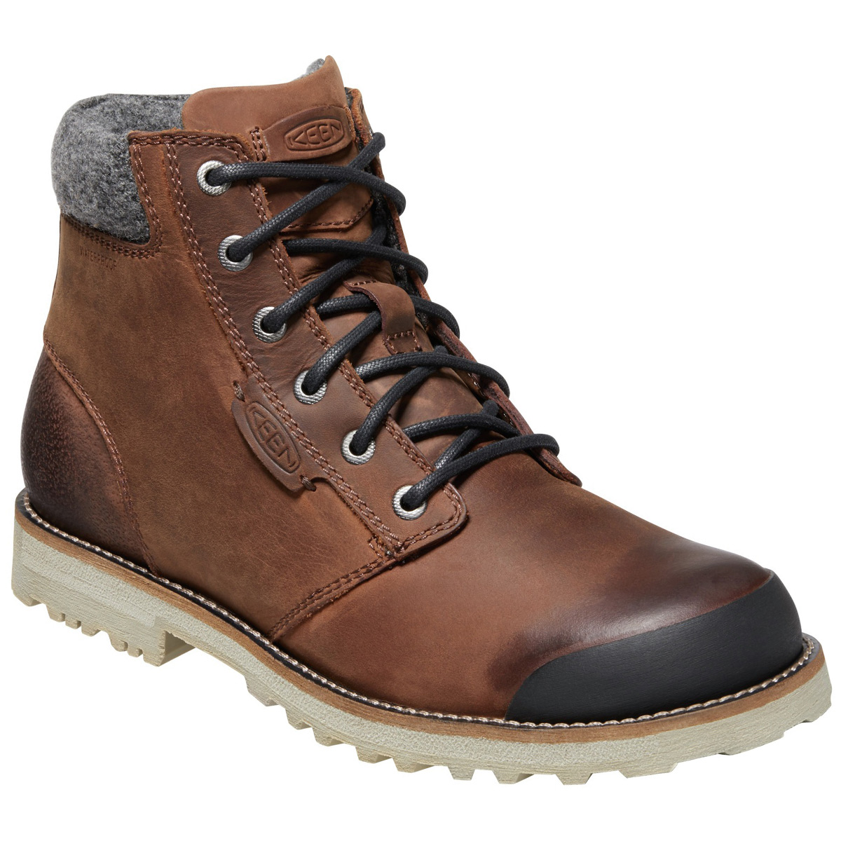 Keen Men's Slater 2 Boot - Brown, 8