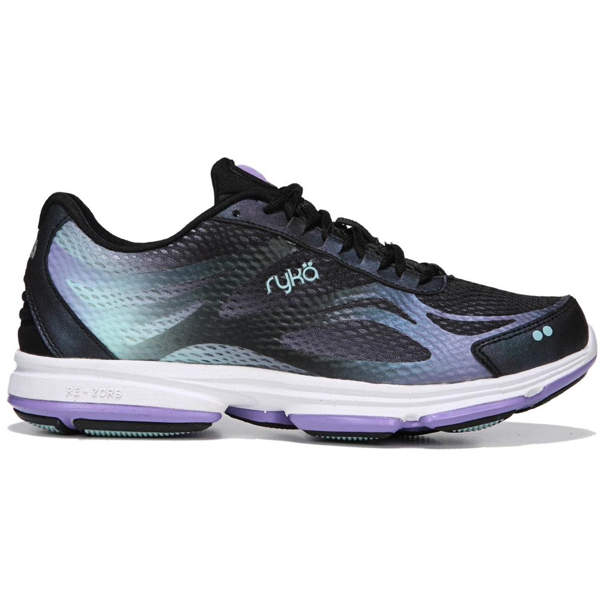 Ryka Women's Devotion Plus 2 Sneaker - Black, 7