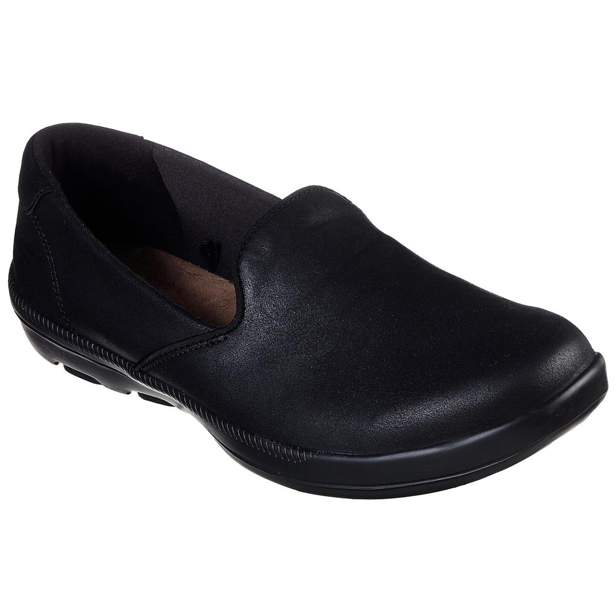 Skechers Women's On-The-Go Bliss Empress Shoes - Black, 6.5
