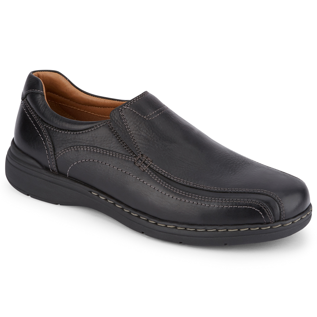 Dockers Men's Mosley Slip-On Shoe - Black, 8