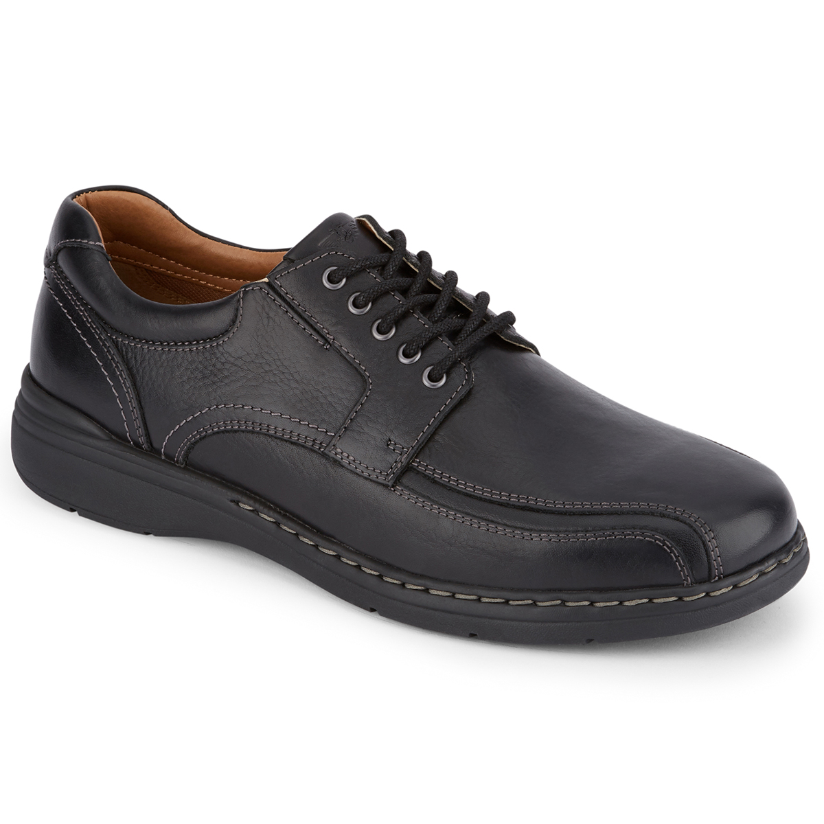 Dockers Men's Maclaren Oxford Shoe - Black, 11