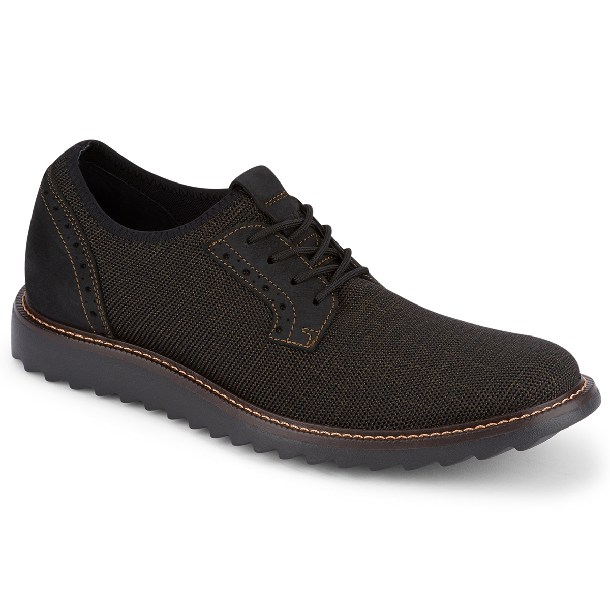 Dockers Men's Einstein Oxford Shoes - Black, 9