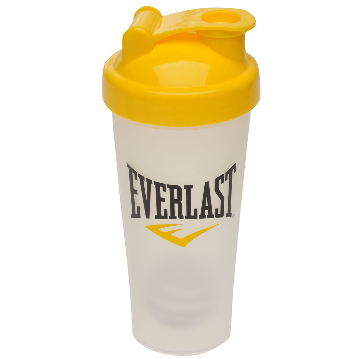 Everlast Vintage Shaker Water Bottle - Yellow, ONESIZE